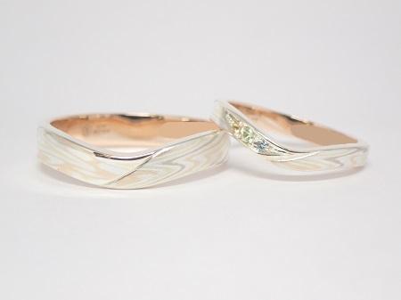 20112301木目金の結婚指輪_B003.JPG