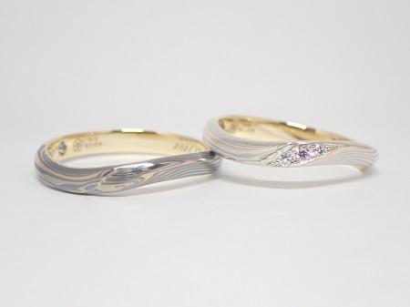 20112302木目金の結婚指輪_G004.JPG