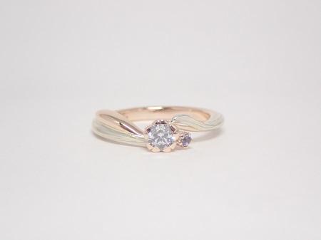 20112906木目金の婚約指輪・結婚指輪_Q004.JPG