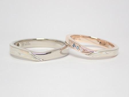 20112906木目金の婚約指輪・結婚指輪_Q005.JPG