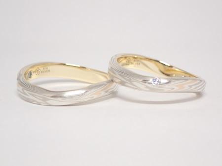 20112101木目金の結婚指輪₋D003.JPG