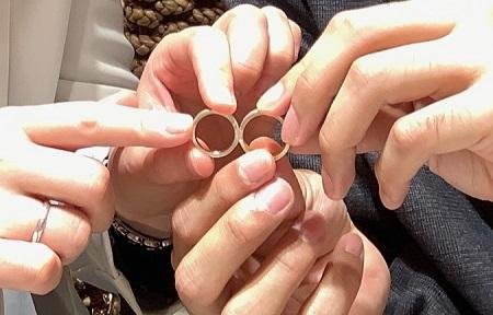 20112301木目金の結婚指輪₋D001.JPG