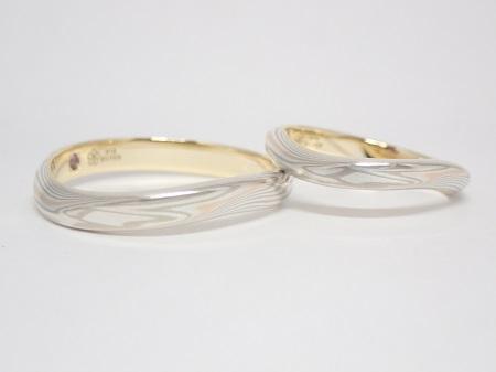 20120501木目金の結婚指輪-G003.JPG