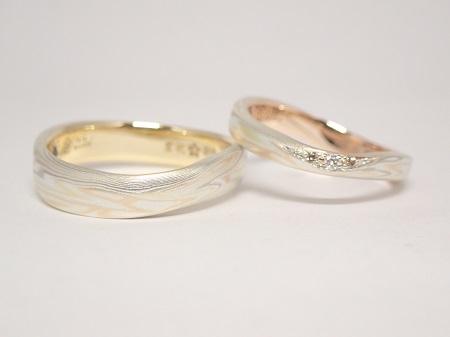 20121202木目金の結婚指輪_M004.JPG