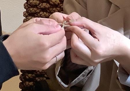20121203木目金の結婚指輪_G002.JPG