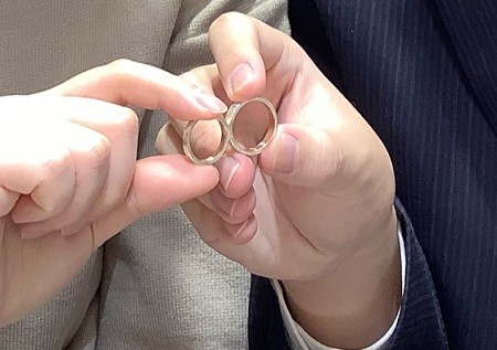 20121301木目金の結婚指輪₋D001.JPG