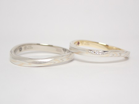 20122001木目金の結婚指輪_LH003.JPG