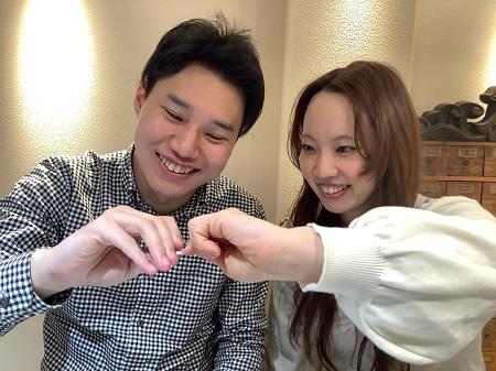 20122603木目金の婚約指輪・結婚指輪_G002.JPG