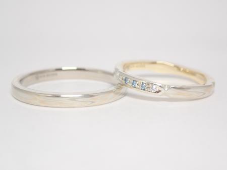 20123002木目金の結婚指輪_J004.JPG