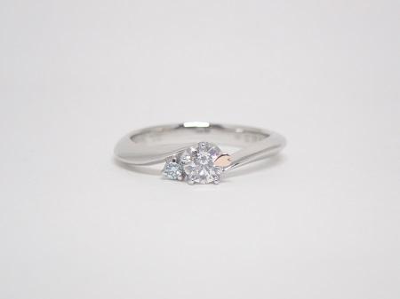 21013001木目金の婚約指輪₋D001.JPG