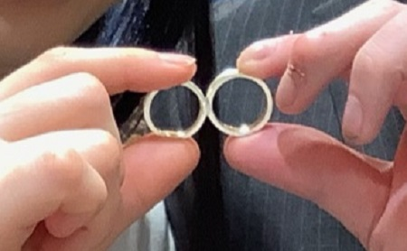 21013002木目金の婚約指輪と結婚指輪_D001.JPG