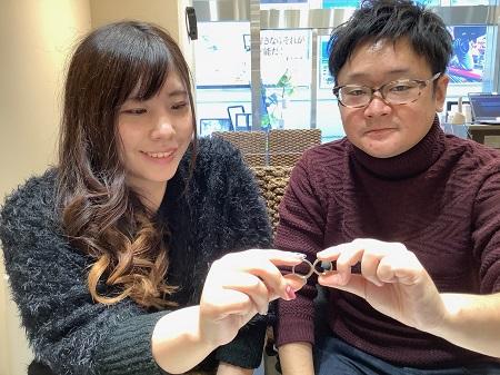 21013101木目金の婚約指輪と結婚指輪₋D001.JPG