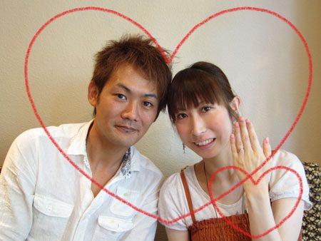 120914木目金の婚約指輪_千葉店001.jpg