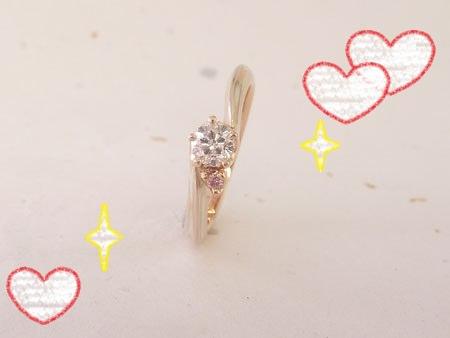12091402木目金の婚約指輪_千葉店002.jpg