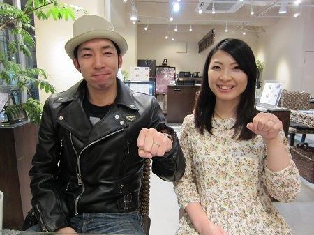 150417木目金の結婚指輪_千葉店.JPG