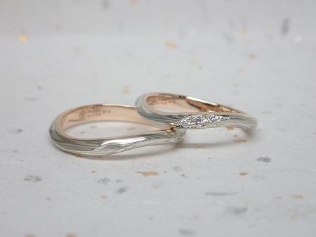 150417木目金の結婚指輪_千葉店2.JPG