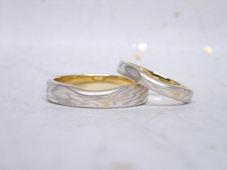 170113 木目金の結婚指輪.JPG