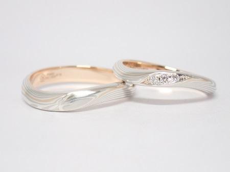 21070301木目金の婚約・結婚指輪_B004.JPG