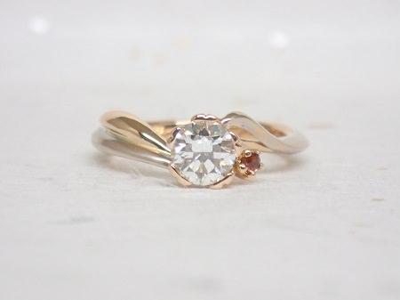 16091055木目金の婚約指輪_G001.JPG