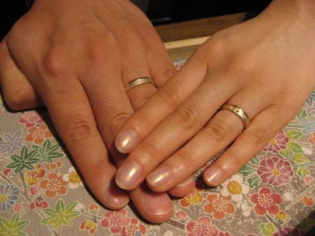 木目金の結婚指輪①.jpg