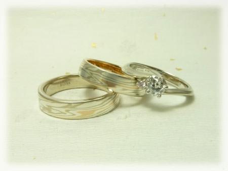 木目金の婚約・結婚指輪②11.jpg
