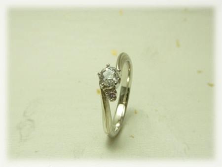 木目金の婚約指輪11080711①.jpg
