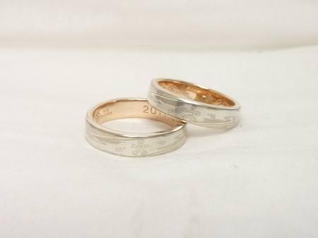 木目金の結婚指輪002.JPG