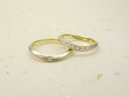 12021202木目金の結婚指輪銀.jpg