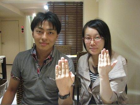 130910木目金の結婚指輪Y_001.JPG