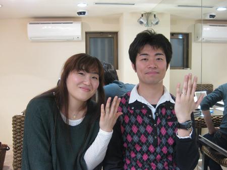 14012701木目金の結婚指輪_G001.JPG