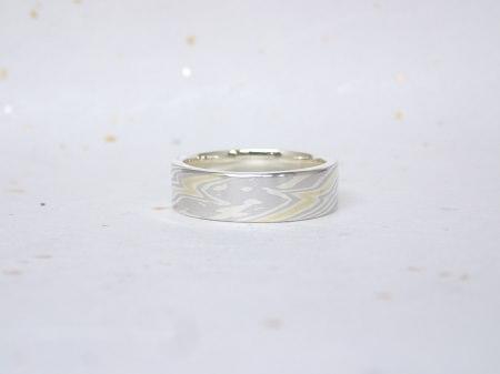 18071301木目金の結婚指輪_G001.JPG