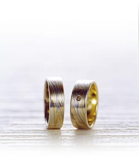 木目金の結婚指輪.jpg
