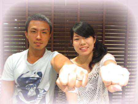 120831木目金の結婚指輪_広島本店①.jpg