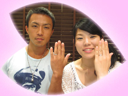 120831木目金の結婚指輪_広島本店②.jpg