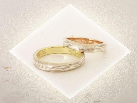 120831木目金の結婚指輪_広島本店⑥.jpg