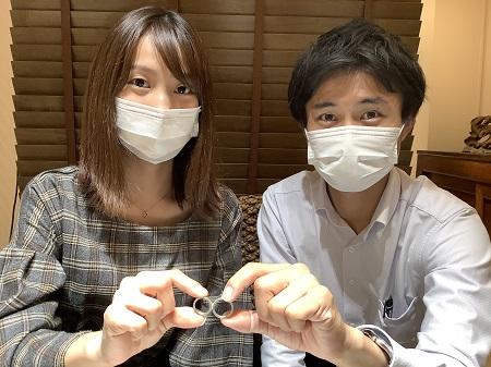 20100901木目金の結婚指輪_H001.JPG