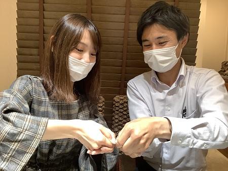 20100901木目金の結婚指輪_H002.JPG