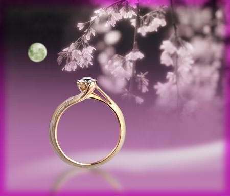 木目金の婚約指輪13032202.jpg