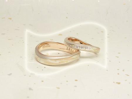 130412木目金の結婚指輪_Hブログ.jpg