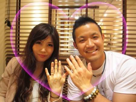 1307005木目金の婚約指輪と結婚指輪_H001.jpg