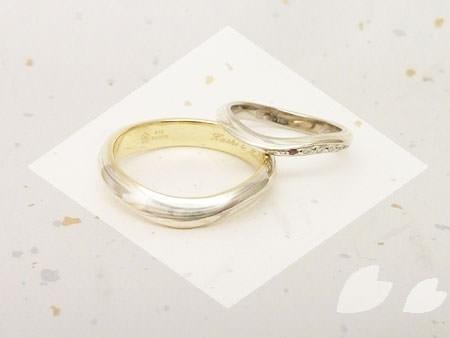 1307005木目金の婚約指輪と結婚指輪_H003.jpg