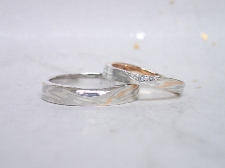広島本店 木目金の 結婚指輪(2).JPG