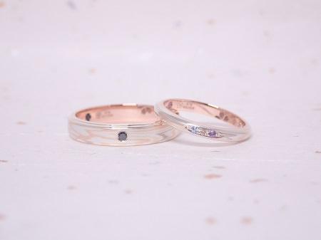 19121701木目金の結婚指輪_H004.JPG