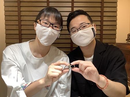20092101木目金の結婚指輪_H001.JPG