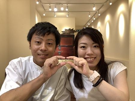 20091201木目金の結婚指輪_H001.JPG