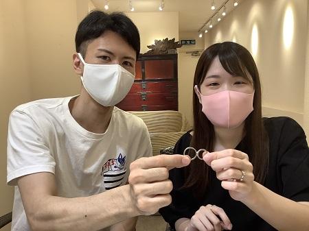 20091301木目金の結婚指輪_H001.JPG