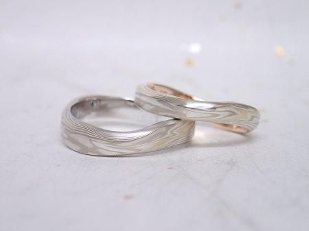16013001木目金の結婚指輪_A004.JPG