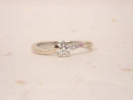 16071001木目金の婚約指輪_M004.JPG