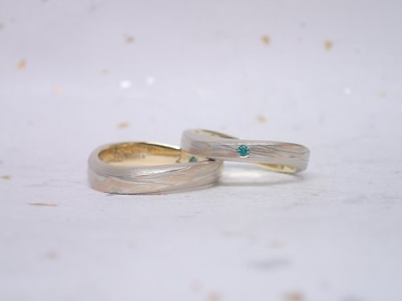 17012202木目金の結婚指輪A_001.JPG