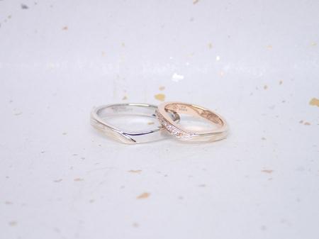 17100101木目金の結婚指輪_A004②.JPG